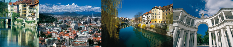 Pictures of Ljubljana